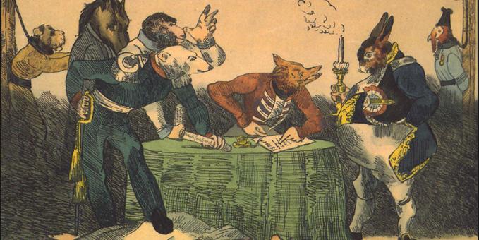 Séminaire – Renaud Meltz – Les révolutions de 1830 : l'avènement d'une diplomatie de la place publique ?