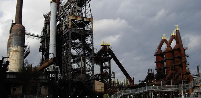 Séminaire du CRESAT – Pascal Raggi – Un demi-siècle de désindustrialisation en Lorraine du fer (1963-2013)