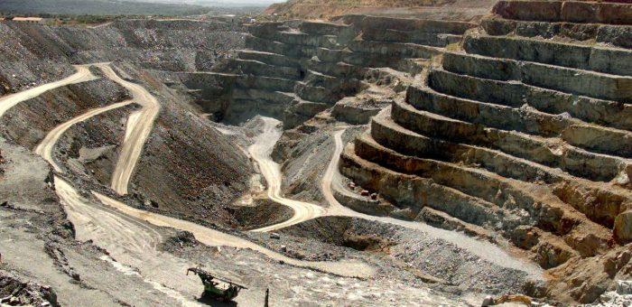 Séminaire du CRESAT – Fleur Laronze – Les mines d'or de Salsigne