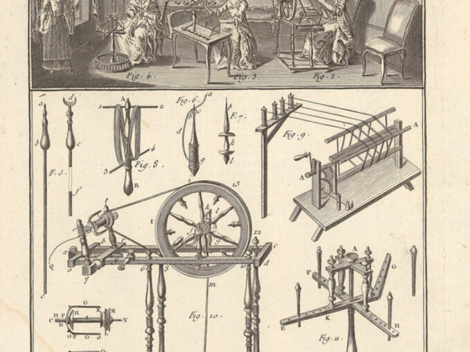 Illustration_Encyclopédie-Filature